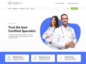Impeka Inspirations - Premium WordPress Multipurpose theme by Greatives